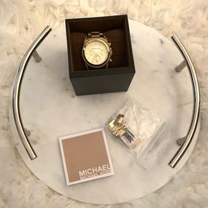 Gold MICHEAL Michael Kors Watch